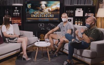 Spolumajitel organizace Oktagon MMA: Zrušením zatím poslední události jsme přišli o miliony korun (Videorozhovor)