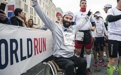 Spolupatričnosť a snaha pomôcť: Charitatívny beh Wings for Life World Run je tu pre tých, ktorí to potrebujú