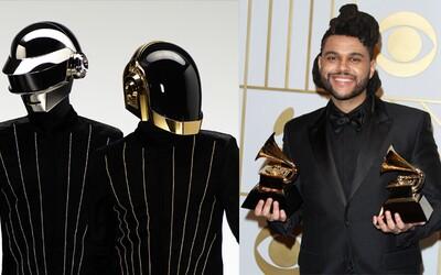 Spolupráca Daft Punk a The Weeknd je skutočnosťou, ich spoločný tvorivý proces je na spadnutie
