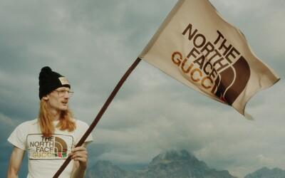 Spolupráca medzi Gucci a The North Face je ódou na športovú módu zo 70. rokov