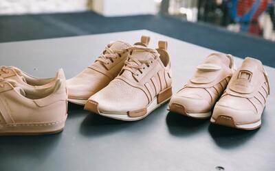 Spolupráca roka? adidas Originals spája svoje sily s japonskou manufaktúrou a výsledkom sú tenisky, po akých ihneď zatúžite