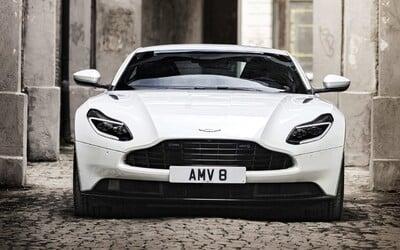 Spolupráce značek Aston Martin a AMG přináší nové ovoce. Půvabná DB11 dostala německou V8