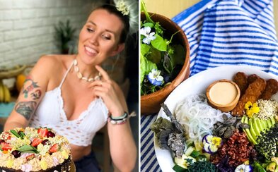 Spoluzakladateľka vegánskeho bistra: Aj vegáni sú ľudia, ktorí občas zhrešia vegan junk foodom (Rozhovor)