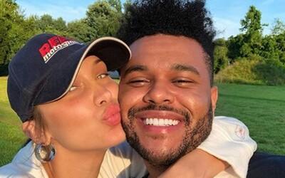 Spomína The Weeknd na vzťah s Bellou Hadid? Nemohol zaspať, kým necítil jej dotyk