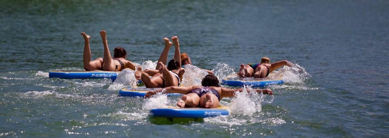 Športové výkony, vypracované telá a veľa zábavy. To je CrossFitová súťaž ALL IN na Zlatých Pieskoch
