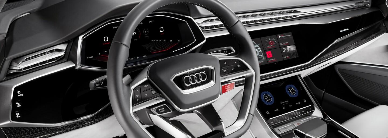 Sportovní, stylové a zároveň vůbec nejluxusnější Audi se začíná rýsovat. Nový model SQ8 poznáme brzy