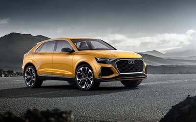 Športovo-štýlové a zároveň vôbec najluxusnejšie Audi sa začína rysovať. Novú SQ8-čku spoznáme čoskoro