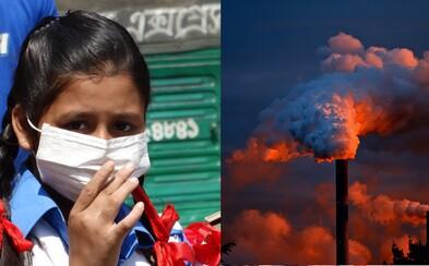 Spôsobuje znečistenie ovzdušia hlúpnutie? Výsledky najnovšej štúdie ťa možno zaskočia