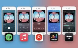 Spotify, Apple Music, Youtube Music, Deezer alebo Tidal? Porovnali sme 5 streamovacích služieb a vieme, ktorá sa oplatí najviac