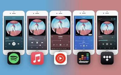 Spotify, Apple Music, Youtube Music, Deezer nebo Tidal? Porovnali jsme 5 streamovacích služeb a víme, která se vyplatí nejvíce