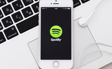Spotify prichádza s funkciou, vďaka ktorej budeš môcť vyhľadať pesničku pomocou coveru albumu