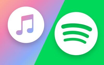 Spotify slaví 60 milionů předplatitelů. Apple Music nedosáhlo ani polovičního úspěchu