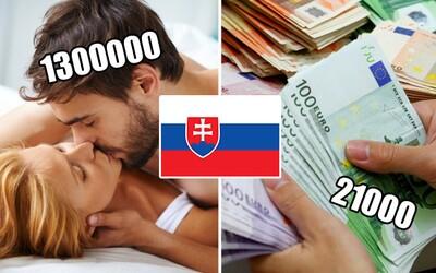 Spotrebovanie 21 000 gramov marihuany, vyše milióna hodín sexu a 230 trestných činov. Čo všetko sa na Slovensku udeje za 24 hodín?