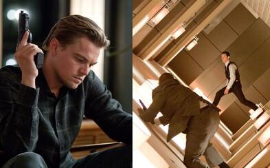 Spoza kamier: Ako sa nakrúcalo snové Inception od Christophera Nolana