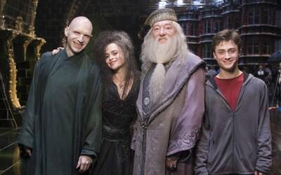 Spoza kamier: Ako sa natáčal magický Harry Potter, scény s Hagridom či enormnou stavbou Rokfortu?