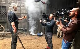 Zpoza kamer: Jak se natáčel Zaklínač, co všechno vytvořily počítače a jak Vladimír Furdík trénoval herce na souboje s meči?