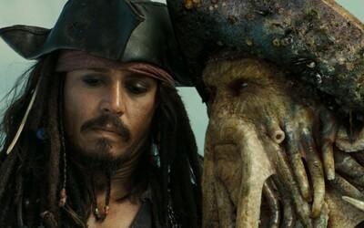 Spoza kamier: Ako sa natáčali Piráti Karibiku, Kraken, iné príšery vo filme alebo scény s Čiernou Perlou?