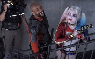 Spoza kamier: Šialené momenty z natáčania Suicide Squad. Ako vznikala snímka, ktorá porazila BvS a predstavila Jokera?
