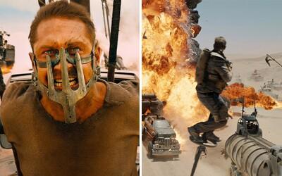 Spoza kamier: Za oponou šialeného Mad Maxa, neľútostnej púšte a dychvyrážajúcich praktických efektov