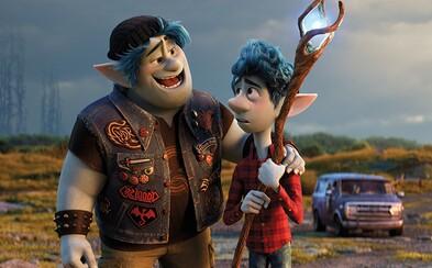 Poznej magický svět draků, nosorožců a elfů. Onward je emotivní animák od Pixaru o ztrátě rodičů, který nás v kinech rozpláče