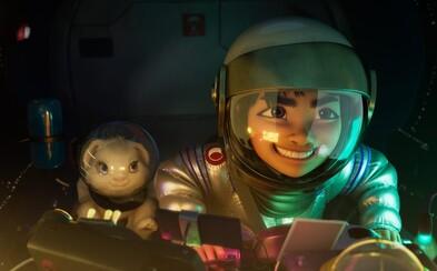 Poznej magický svět na Měsíci díky nádhernému traileru pro animák Over the Moon. Postará se Netflix o animák roku?
