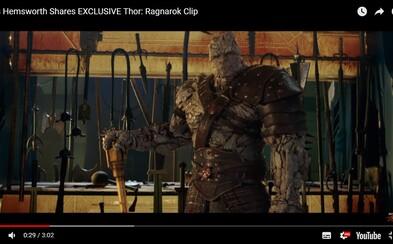 Spoznajte Korga hraného samotným režisérom Waititim, a to v zábavnej ukážke priamo z filmu Thor: Ragnarok