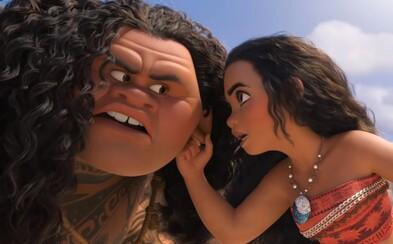 Spoznajte namysleného poloboha Mauiho z čarovného animáku Moana
