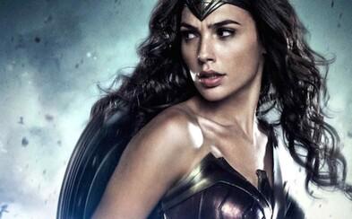 Spoznajte Wonder Woman na prvých záberoch z jej sólovky a zistite, čo má nové Justice League