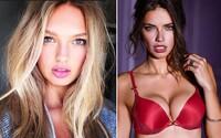 Spoznáš podľa obrázkov krásky z Victoria's Secret? Otestuj si svoje vedomosti z oblasti modelingu (Kvíz)