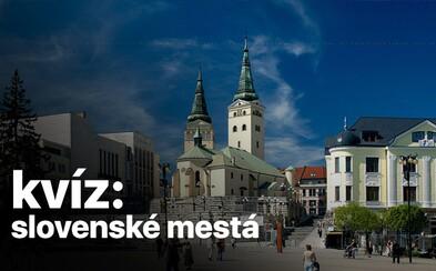 Spoznáš podľa obrázkov tieto slovenské mestá? (Kvíz)
