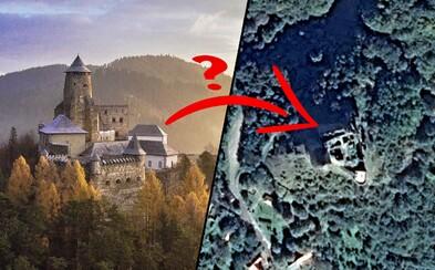 Spoznáš slovenské hrady z vtáčej perspektívy? (Kvíz)