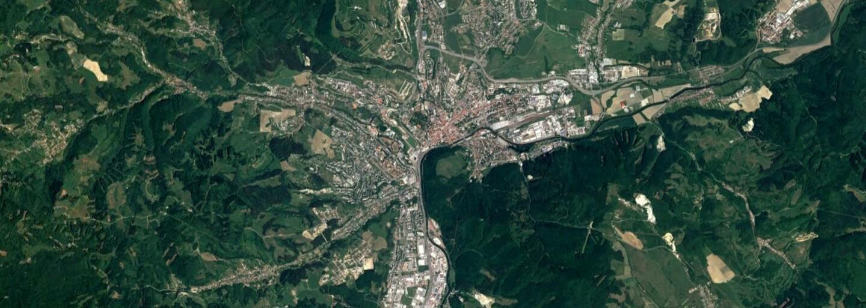 Spoznáš slovenské mestá podľa satelitných záberov? Tvoje geografické zmysly dostanú zabrať (Kvíz)