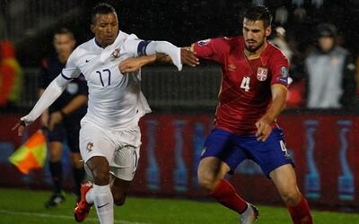 Srbskí futbalisti sa postarali o zaujímavý rekord, počas ôsmich minút boli kapitánom hneď štyria hráči