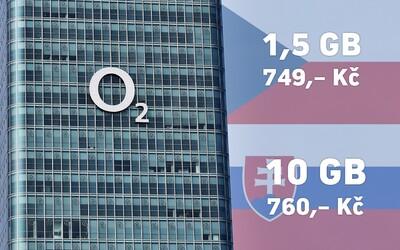 Srovnali jsmečeské a slovenské operátory. O2 u sousedů nabízí za stejnou cenu 6× více dat
