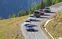 Stádo splašených hviezdnych koní v objatí nádherných rakúskych Álp, aj o tom bol AMG trip (Report)