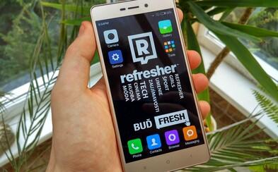 Stal sa Xiaomi Redmi 3 kráľom lacných smartfónov? (Recenzia)