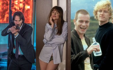 Stále chladný február bude v kinách plný romantiky a sexu, no hlavne chlapskej a testosterónom naplnenej akcie