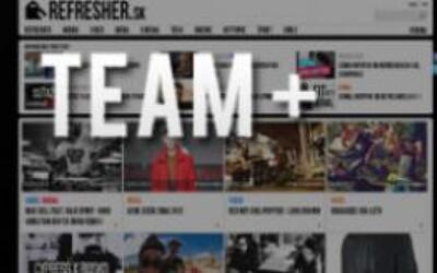 Staň sa členom Refresher teamu aj v novom roku