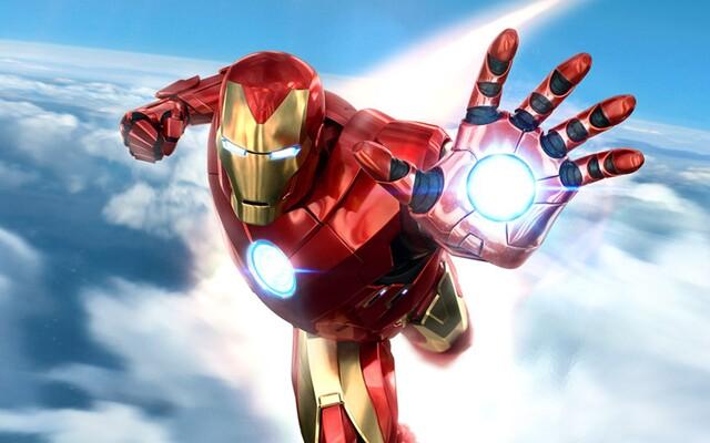 Staň sa Iron Manom v hre pre virtuálnu realitu. Svet Marvelu nebol nikdy záživnejší