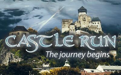 Stane sa behanie po slovenských hradoch hitom? Sledujte Castle Run