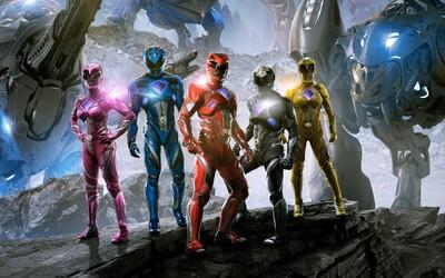 Stane sa z Power Rangers nový hit alebo ide o lacný a detinský film, ktorý v 21. storočí už nemá čo hľadať? (Recenzia)