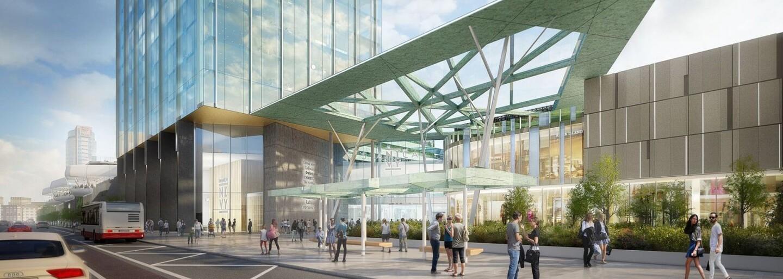 Stanica Nivy prinesie aj obrovskú zelenú strechu s bežeckou dráhou či street workoutom. Splní tak sny každého Bratislavčana