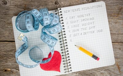 Stanovenie cieľov, ktoré dodržíme a chyby pri novoročných predsavzatiach