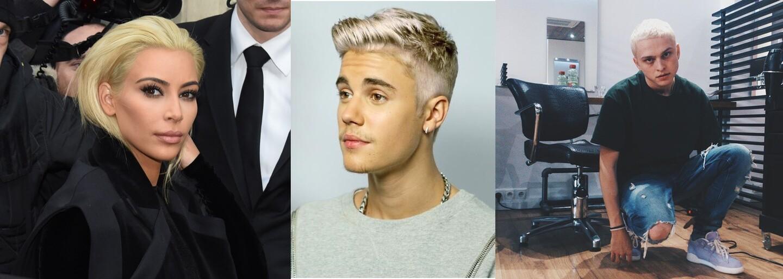Stanou se platinum blond účesy novým samurajským copánkem?