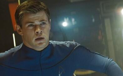 Star Trek 4 je na ceste! Vráti sa aj Chris Hemsworth ako otec kapitána Kirka
