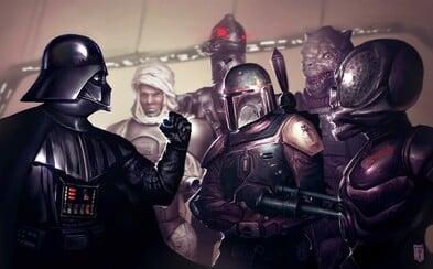 Star Wars Anthology: Rogue One odhaľuje ďalších záporákov, ktorí pôjdu po krku rebelom