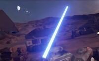 Star Wars experiment v podobe hry vo virtuálnej realite ti naplní tvoj Jedi sen z mladosti!
