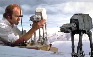 Star Wars: Rogue one - Praktické efekty alebo CGI?