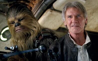 Star Wars: The Force Awakens odhalilo dojímavé a zároveň úžasné video z natáčania a nové informácie