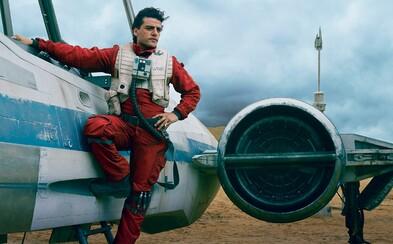 Star Wars: The Force Awakens odhaľujú na videu z natáčania záporáka a množstvo nových obrázkov